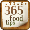 365 food tips for iPhone & iPad